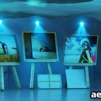 ARTIST GALLERY (IN THE WIND) (VIDEOHIVE)