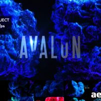 AVALON – PROJECT FOR AFTER EFFECTS (VIDEOHIVE)