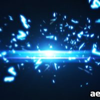 PARTICLE AWESOMENESS FLARE – FULL HD – AFTER EFFECTS PROJECT (VIDEOHIVE)