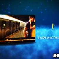 BEAUTIFUL NIGHT AE PROJECT – AFTER EFFECTS (VIDEOHIVE)