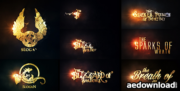 Burn To Be Gold Free Download Videohive Free After