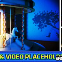 CAROUSEL PHOTO & VIDEO ALBUM – AFTER EFFECTS PROJECT (VIDEOHIVE)