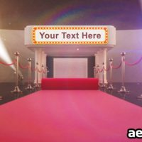 CINEMA INTRO – AFTER EFFECTS PROJECT (VIDEOHIVE)