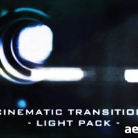 MOTION GRAPHICS – CINEMATIC LIGHT TRANSITIONS – FREE DOWNLOAD – VIDEOHIVE