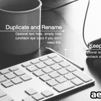 CLEAN CALL OUTS – FREE DOWNLOAD – VIDEOHIVE