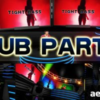 CLUB PARTY PROMOTION – AFTER EFFECTS PROJECT (VIDEOHIVE)