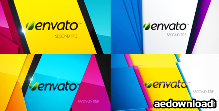 Colorful Logo Opener