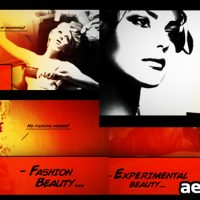 COMIC BOOK SLIDESHOW – AFTER EFFECTS PROJECT (VIDEOHIVE)