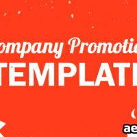 COMPANY PROMO PACK – AFTER EFFECTS PROJECT (VIDEOHIVE)