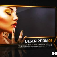 COOL SLIDE SHOW – AFTER EFFECTS PROJECT (VIDEOHIVE)