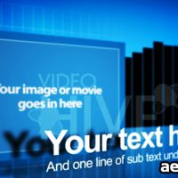 CORPORATE BUSINESS 54394 – AFTER EFFECTS PROJECT (VIDEOHIVE)