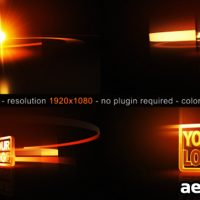 CORPORATE LOGO 3 – AFTER EFFECTS PROJECT (VIDEOHIVE)