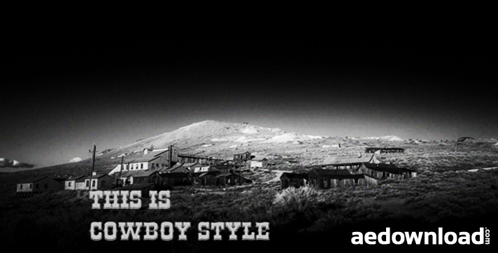 Cowboy Style Opener