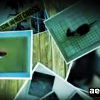 CRIME SCENE SHOW PROMO OR OPENER – AFTER EFFECTS PROJECT (VIDEOHIVE)