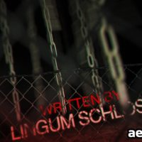 CRIME TITLES – AFTER EFFECTS PROJECT (VIDEOHIVE)