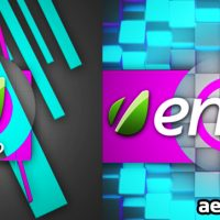 CUBE EXPERIMENT LOGO ANIMATION – AFTER EFFECTS PROJECT (VIDEOHIVE)