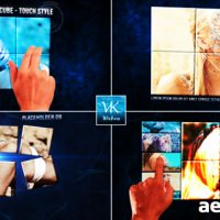 CUBE TOUCH STYLE – AFTER EFFECTS PROJECT (VIDEOHIVE)