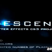 DESCENT – AFTER EFFECTS PROJECT (VIDEOHIVE)