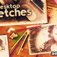 DESKTOP SKETCHES – VIDEOHIVE