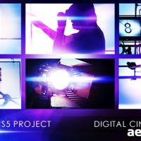 DIGITAL CINEMA PACKAGE – FREE DOWNLOAD – VIDEOHIVE