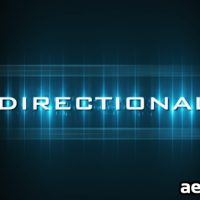 DIRECTIONAL – AFTER EFFECTS PROJECT (VIDEOHIVE)
