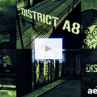 DISTRICT A8 – PROJECT FOR AFTER EFFECTS (VIDEOHIVE)