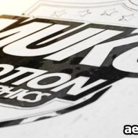 DRAW AND INK LOGO – AFTER EFFECTS PROJECT (VIDEOHIVE)