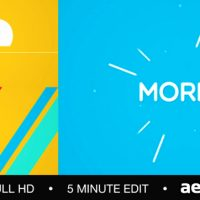 DYNAMO – AFTER EFFECTS PROJECT (VIDEOHIVE)