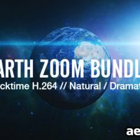 MOTION GRAPHICS – EARTH ZOOM BUNDLE (VIDEOHIVE)