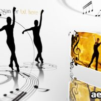 ELLEGANT BALLET DANCERS VIDEO DISPLAY PRESENTATION (VIDEOHIVE)