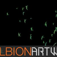 FLOCKING BIRD GENERATOR – AFTER EFFECTS PROJECT (VIDEOHIVE)