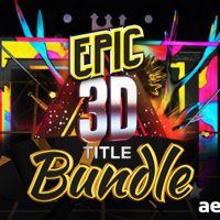 EPIC 3D TITLE BUNDLE FREE DOWNLOAD – VIDEOHIVE
