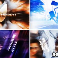 EYE-CATCHING VOLUME 1: ENERGY (VIDEOHIVE)