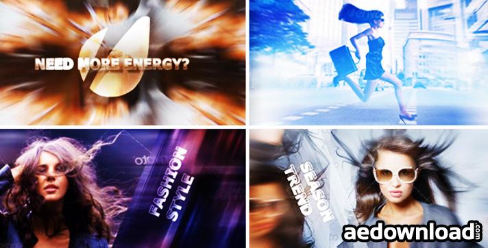 Eye-Catching Volume 1 Energy