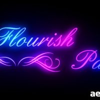 FLOURISH PACK – PROJECT AFTER EFFECTS (VIDEOHIVE)
