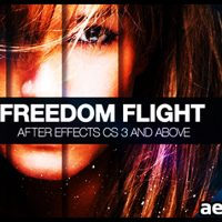 FREEDOM FLIGHT – PROJECT FOR AFTER EFFECTS (VIDEOHIVE)