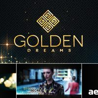 FASHION 3 – GOLDEN DREAMS – AFTER EFFECTS PROJECT (VIDEOHIVE)