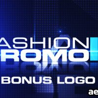 FASHION PROMO 4 – AFTER EFFECTS PROJECT (VIDEOHIVE)