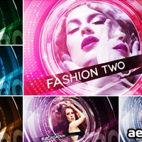 FASHION TWO – PROJECT FOR AFTER EFFECTS (VIDEOHIVE)
