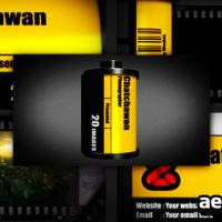 FILM SLIDESHOW – AFTER EFFECTS PROJECT (VIDEOHIVE)