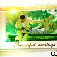 FINE MEMORIES – AFTER EFFECTS PROJECT (VIDEOHIVE)