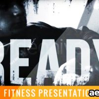 FITNESS PRESENTATION – AFTER EFFECTS PROJECT (VIDEOHIVE)
