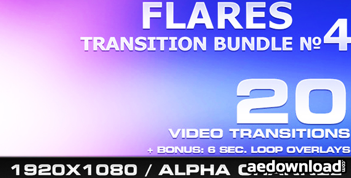 Flares Transition Bundle - 4Flares Transition Bundle - 4