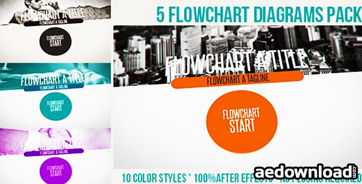 Flowchart Diagrams Pack