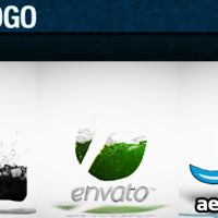 FLUID LOGO – AFTER EFFECTS PROJECT (VIDEOHIVE)