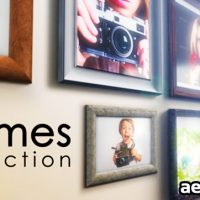 FRAMES COLLECTION – PROJECT FOR AFTER EFFECTS (VIDEOHIVE)