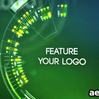 FUTURISTIC INTRO – AFTER EFFECTS TEMPLATE (MOTION ARRAY)