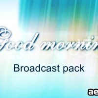 GOOD MORNING – AFTER EFFECTS TEMPLATE (POND5)