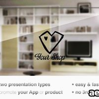 GLASS TABLET – AFTER EFFECTS PROJECT (VIDEOHIVE)