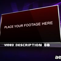 GLOSSY PROMO 159899 – AFTER EFFECTS PROJECT (VIDEOHIVE)